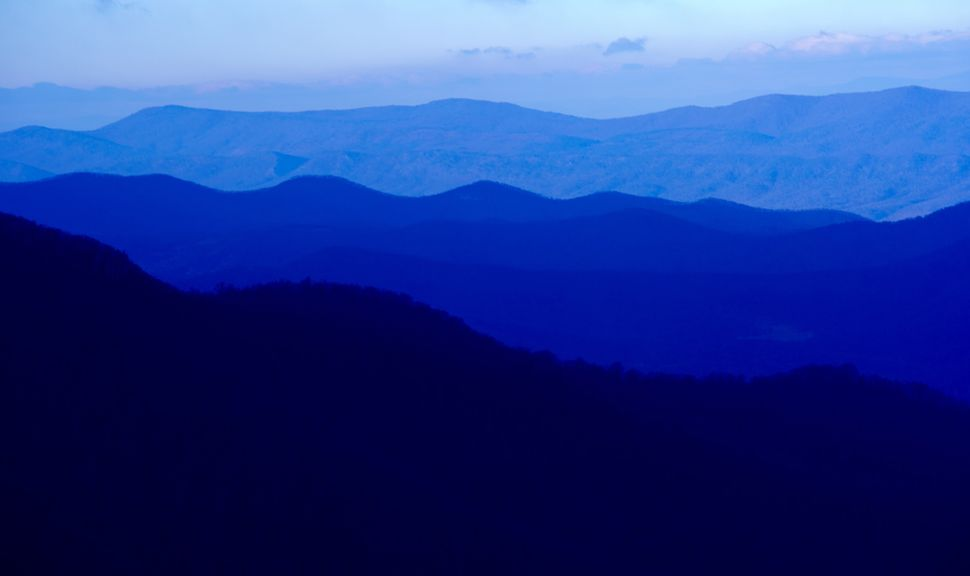 Part of the Appalachian Mountain range, The Blue Ridge Mountains stretch across the eastern U.S., from Georgia to Pennsylvani