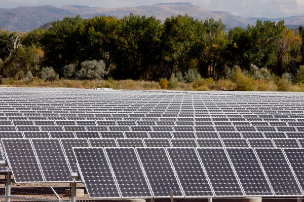 """Solar power had a tremendous year last year, growing by <a href=""""http://cleantechnica.com/2014/04/13/world-solar-power-capaci"""