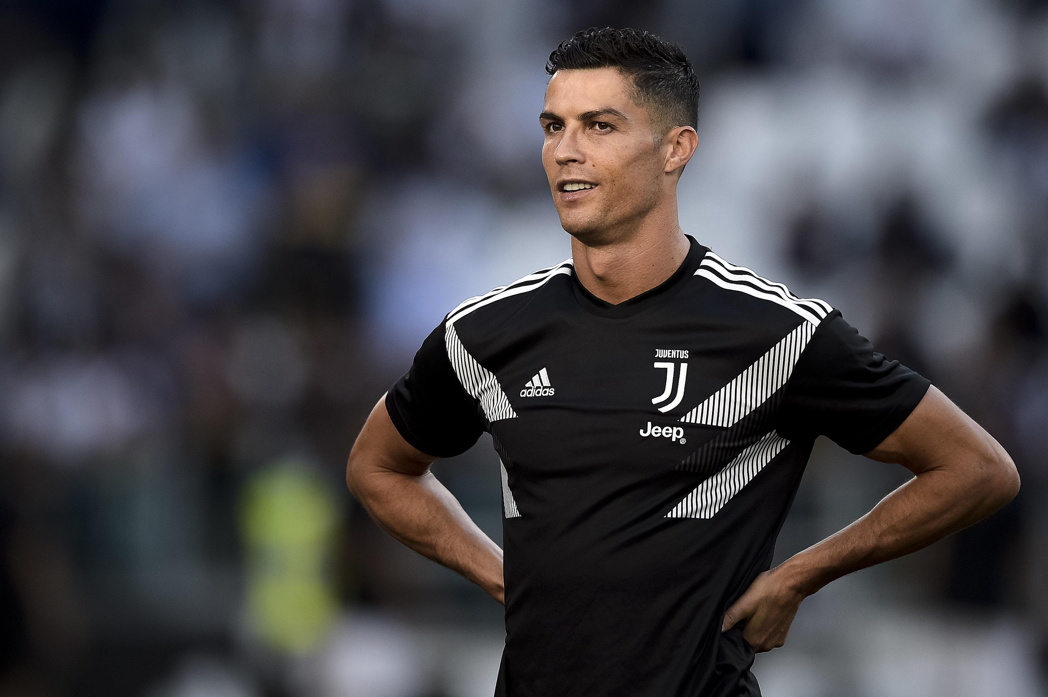 Soccer Star Cristiano Ronaldo Calls Rape Allegation 'Fake