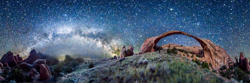 Landscape Arch, Utah.