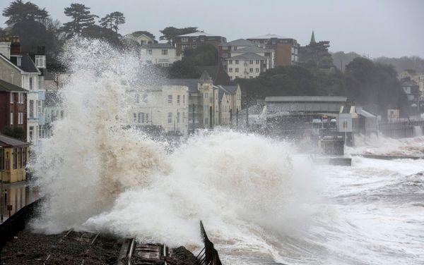 Dawlish, Devon.