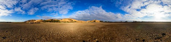 Coyote Hills RP, Fremont, CA July 13, 2014.