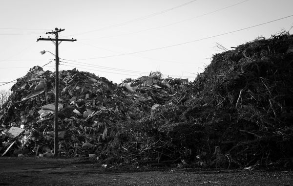 11/22/12: Long Branch, NJ: Two Piles.