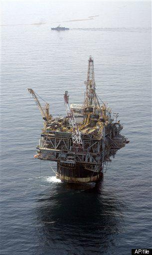 Egypt Oil Spill From Leaking Offshore Rig | HuffPost