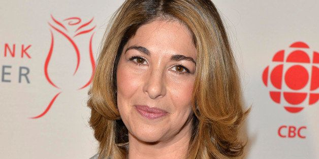 TORONTO, ON - NOVEMBER 10:  Author Naomi Klein attends the 21st Annual Scotiabank Giller Prize on November 10, 2014 in Toront