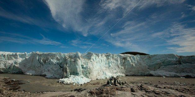'Russell Glacier, Kangerlussuaq (Sondrestrom), Greenland'