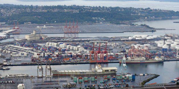 Environmental Groups Sue Port Of Seattle Over Shell Oil Fleet   HuffPost