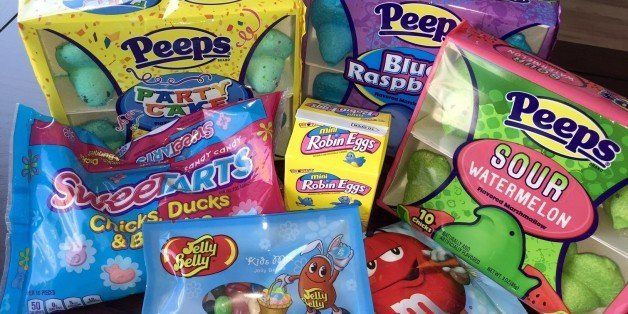 The Easter Bunny Could Soon Bring Safer Candy With Natural ...