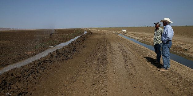 Drought-Plagued Farms Will Cost California $2 7 Billion This