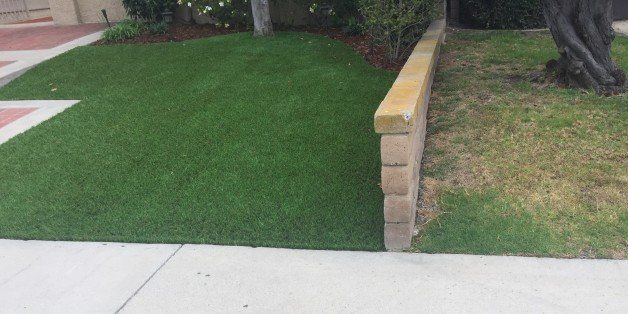 Artificial Grass May Save Water, But Does It Endanger