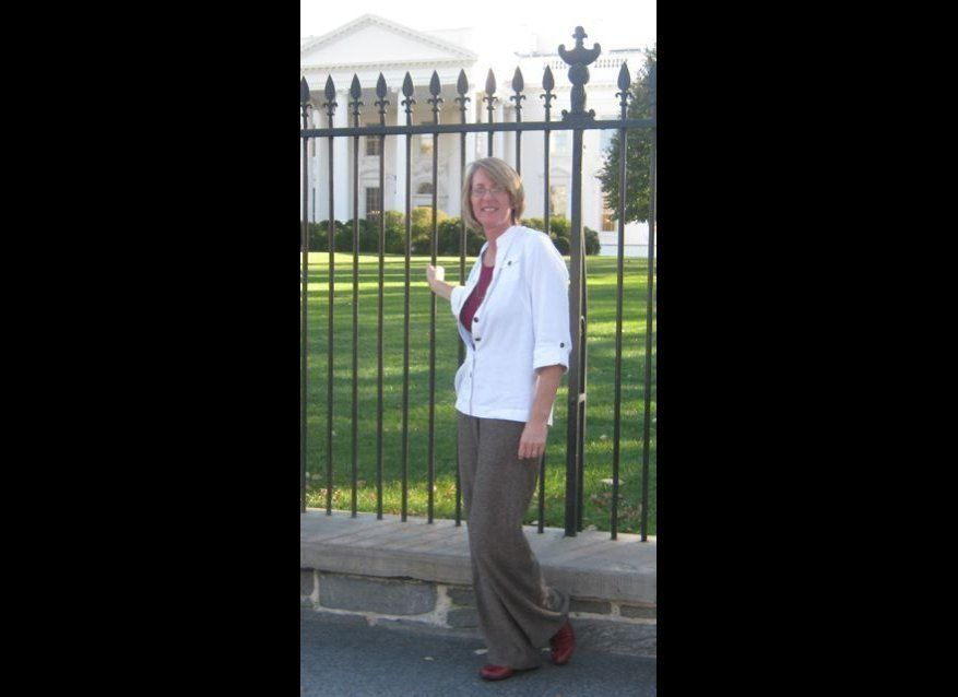 Kristin Schafer trying to get into the White House to save us all from the 17,000 pesticide products on the market . . . Do w