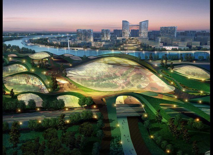 "<a href=""http://www.openbuildings.com/buildings/tianjin-eco-city-profile-4292.html"" target=""_hplink"">Tianjin Eco-City</a> is"