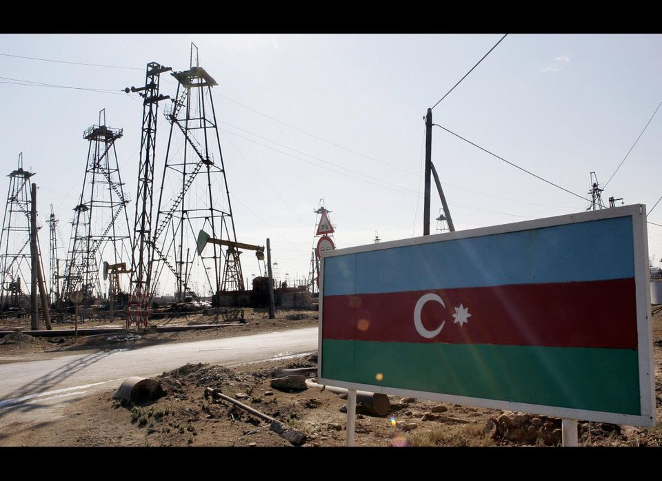 """Azerbaijan produces 1.0 million barrels of oil per day. <a href=""""https://www.huffpost.com/entry/wikileaks-bp-azerbaijan-b_n_7"""
