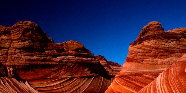 North Coyote Buttes The Wave, Arizona