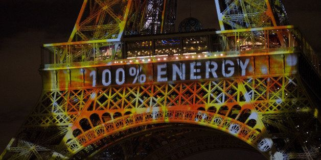 """Eiffel Tower. Photo taken during Mark Dixon's journey to the COP21 climate negotiations in Paris, France: <a href=""""http://mar"""