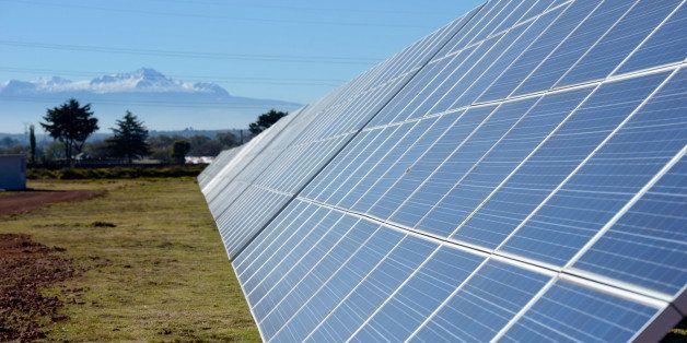 Grupo IUSA, es una empresa mexicana líder en el sector eléctrico. Hoy se inauguró la primera fase de la Central Solar Foto