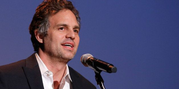 NEW YORK, NY - MARCH 10:  Actor Mark Ruffalo speaks at the 8th Annual ReelAbilities Film Festival opening night screening of