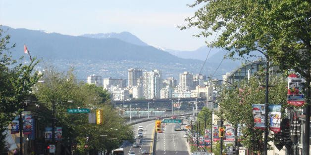 Downtown Vancouver is pictured June 10, 2009 in British Columbia, Canada. Vancouver is something of an epicenter for a moveme