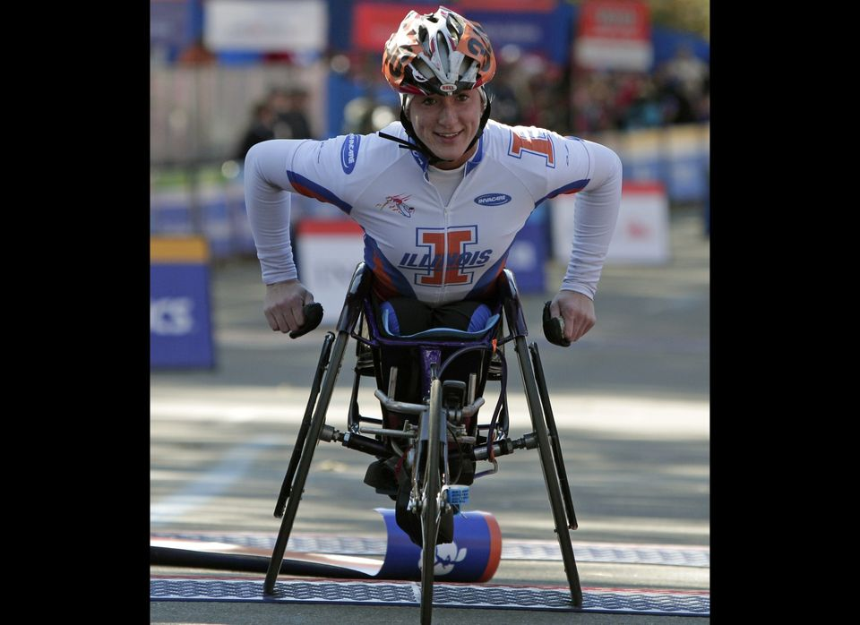 Paralyzed from the waist down and abandoned at a Russian orphanage, Tatyana McFadden wasn't expected to survive. But, the res