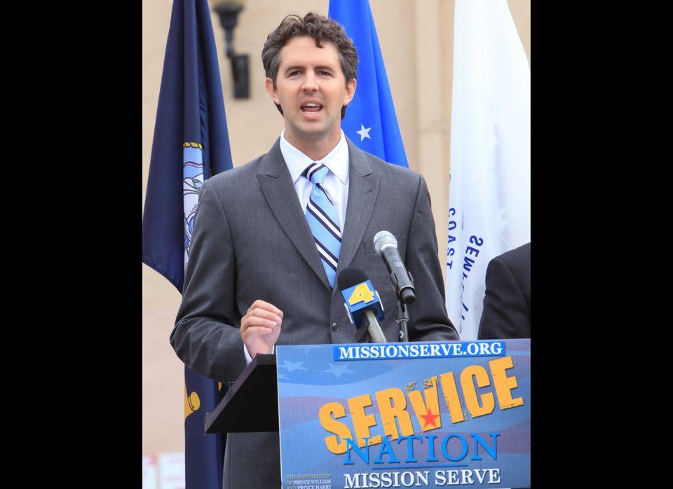 "Chris Marvin, director of civilian-military partnerships for <a href=""http://www.servicenation.org/"" target=""_hplink"">Service"