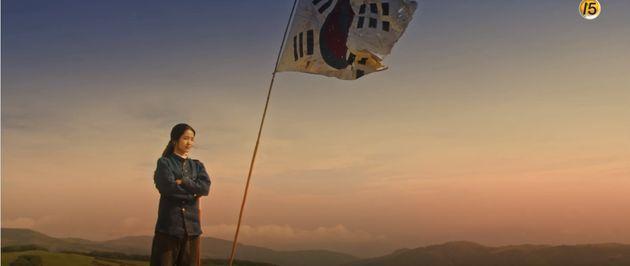 '미스터 선샤인'의 고애신을 연상시키는 여성독립운동가