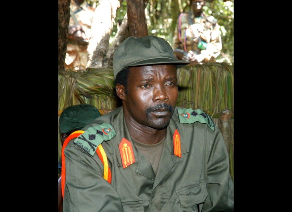 Self-proclaimed mystic Kony began one of a series of initially popular uprisings in northern Uganda after President Yoweri Mu