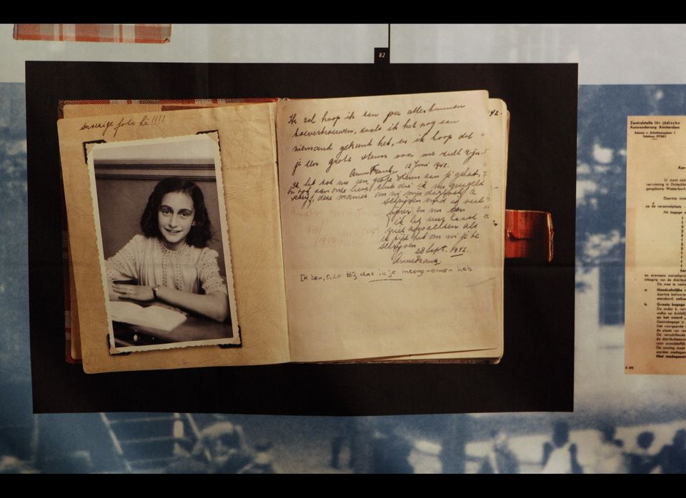 Anne Frank was just 11 years old when she and her family went into hiding in a cramped secret annex. It was there that the pr