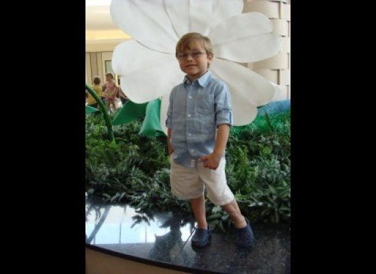 """When Holden Gothia was just 5 weeks old, <a href=""""http://www.chron.com/news/houston-texas/article/With-adoptive-family-s-help"""