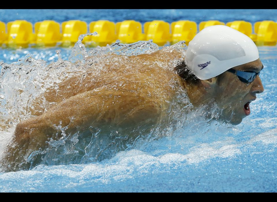 Many of us have watched all-time swimming great Michael Phelps (who is competing in seven events in the current Olympics) dur