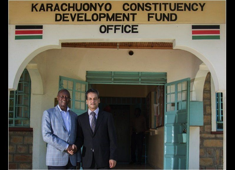 The Honourable James Rege, Member of Parliament of
