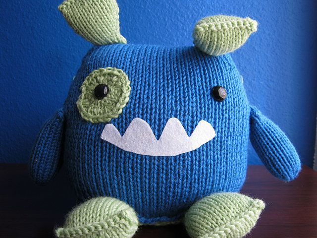 """Founded on Dec. 14 by a group of knitters and crocheters, <a href=""""https://www.facebook.com/600MonstersStrong"""">600 Monsters F"""