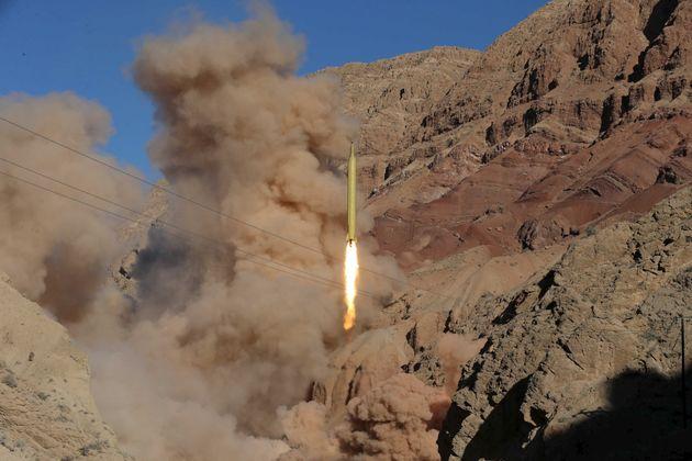 Ιρανική πυραυλική επίθεση εναντίον «αρχηγείου τρομοκρατών» στη