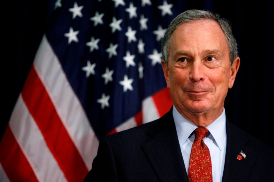 """Before Michael Bloomberg became the <a href=""""http://www.forbes.com/profile/michael-bloomberg/"""">15th-richest man in the world<"""