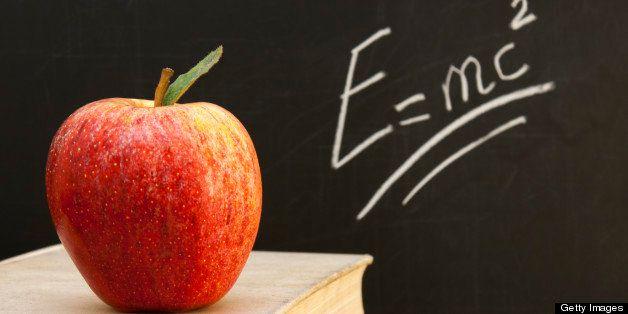 Einstein Apple
