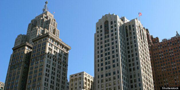 detroit high rises