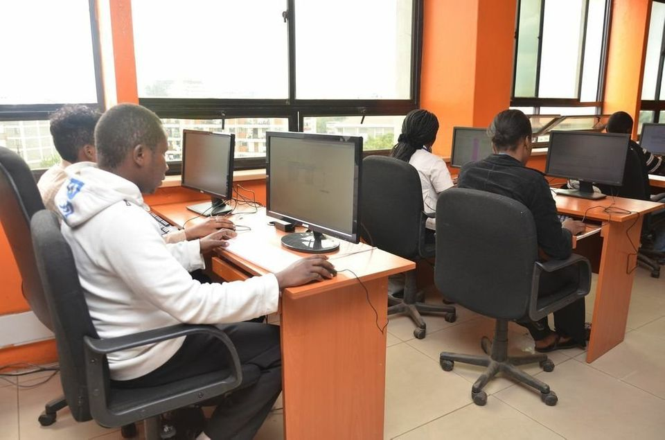 Digital Divide Data (DDD) recruits young high school graduates trapped in a cycle of poverty and trains them for jobs providi