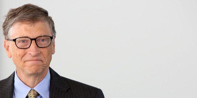 BERLIN, GERMANY - NOVEMBER 14:  Bill Gates, co-founder of the Bill & Melinda Gates Foundation and former head of Microsoft, p