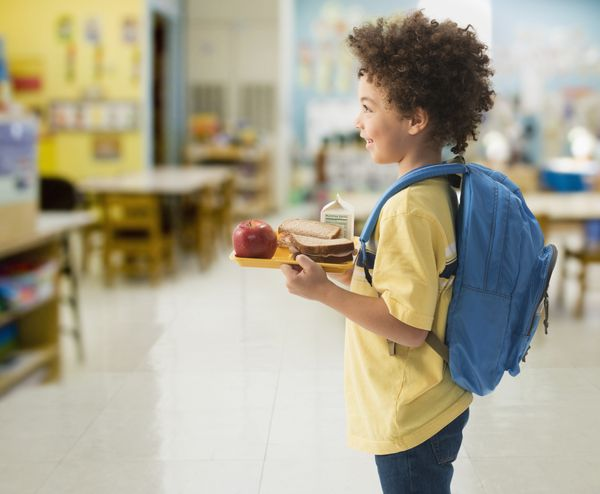 As your kids trot off to school with a healthy and delicious lunch in hand, remember that thousands of kids in the U.S. don't