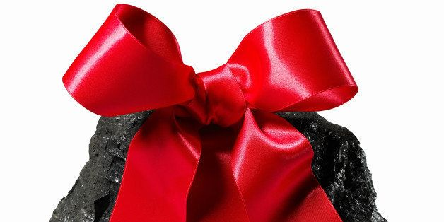 Lump Of Coal For Christmas.How About A Lump Of Coal This Christmas Huffpost