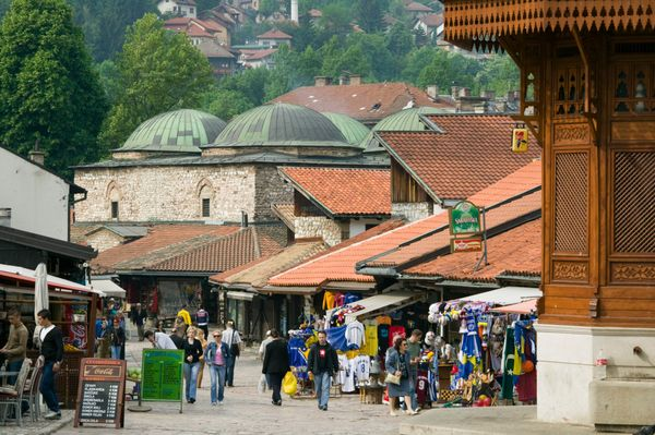 The gross national income per person in Bosnia and Herzegovina is $4,750.