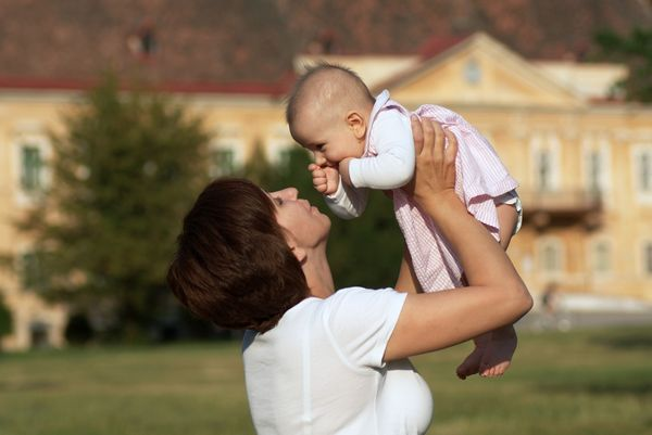 The lifetime risk of maternal death in Slovakia is 1 in 12,200.