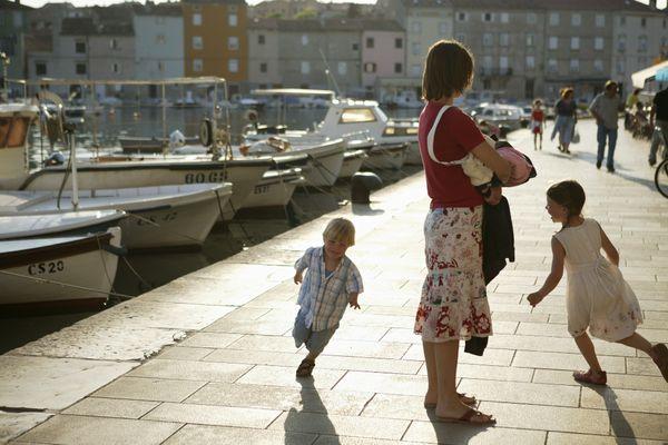 Croatian women have a 1 in 4,100 lifetime risk of maternal death.