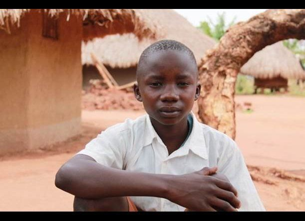 Isaac Baniyo lives in a small village in Uganda. A little over a year ago, his soaring fever and chest pains sent him to his