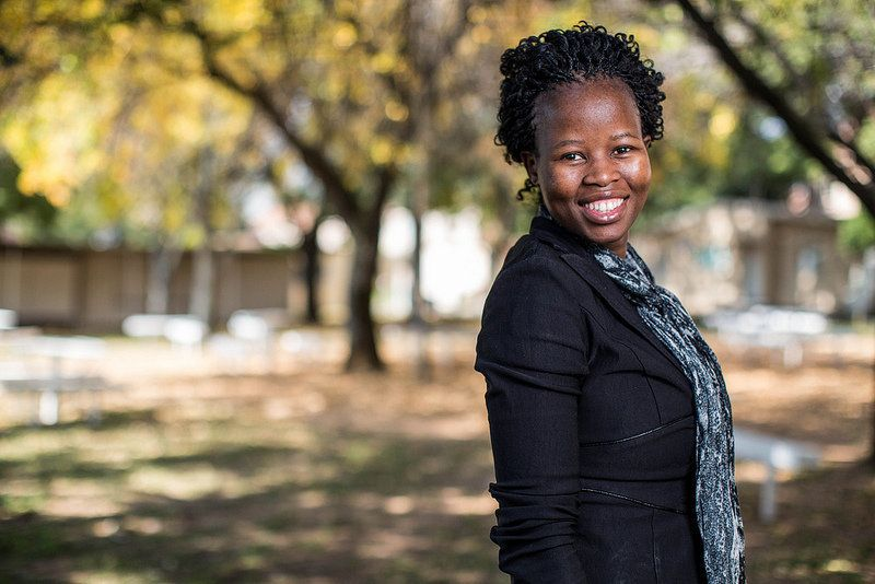 Ntombozuko (Soso) Luningo grew up in a small village on the Eastern Cape of South Africa. She has become a very employable an