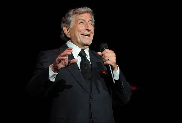 Legendary singer Tony Bennett and his wife, Susan Benedetto, founded the Frank Sinatra School of the Arts in 1999. The perfor