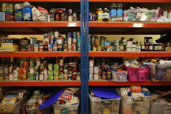 Over 50% of children living in poverty in the UK are from working households and many of the people helped by foodbanks are i