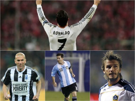 Many great ones have come and gone. This year, everyone will be watching Argentina's Lionel Messi, Portugal's Cristiano Ronal