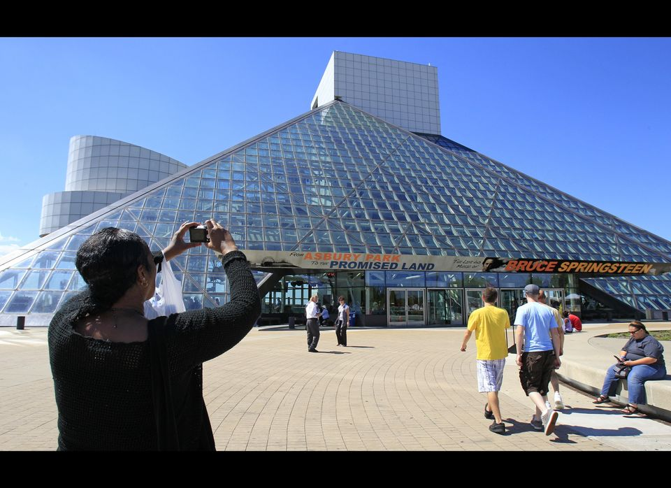 Distance: 316 Miles  The Mecca of rock music is located in downtown Cleveland and was first opened in 1995. The museum's last
