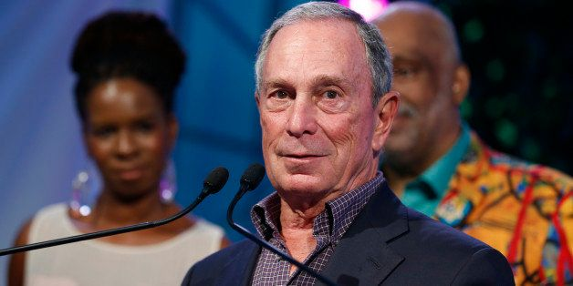 WATER MILL, NY - JULY 26:  Honoree, former New York City Mayor, Michael Bloomberg attends the 15th annual Art for Life Gala h