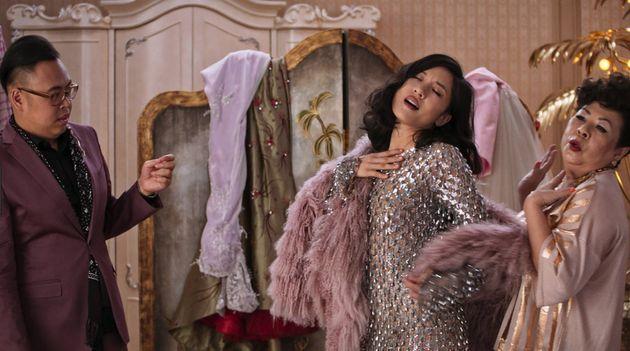 '크레이지 리치 아시안스'는 최근 십 년간 가장 높은 수익을 올린 로맨틱
